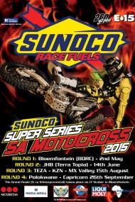 Sunoco Series 2015