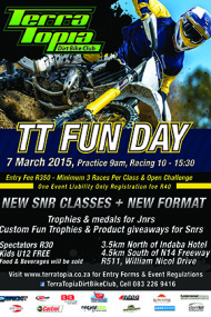TT Fun Day 7 March 2015