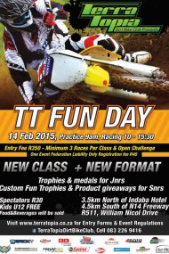 TT Fun Day 14 February 2015