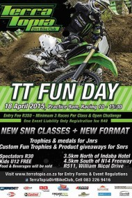 TT Fun Day 18 April 2015