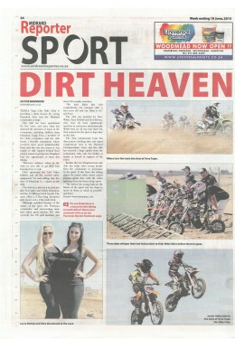 Terra Topia A Dirt Heaven for Motocross
