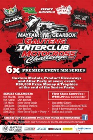 The Mayfair Gearbox Interclub Challenge Round 1