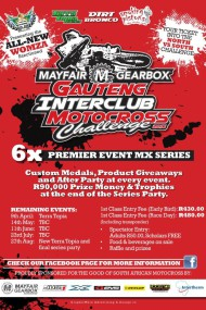 The Mayfair Gearbox Interclub Challenge Round 2